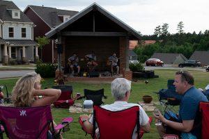 rock the village concert
